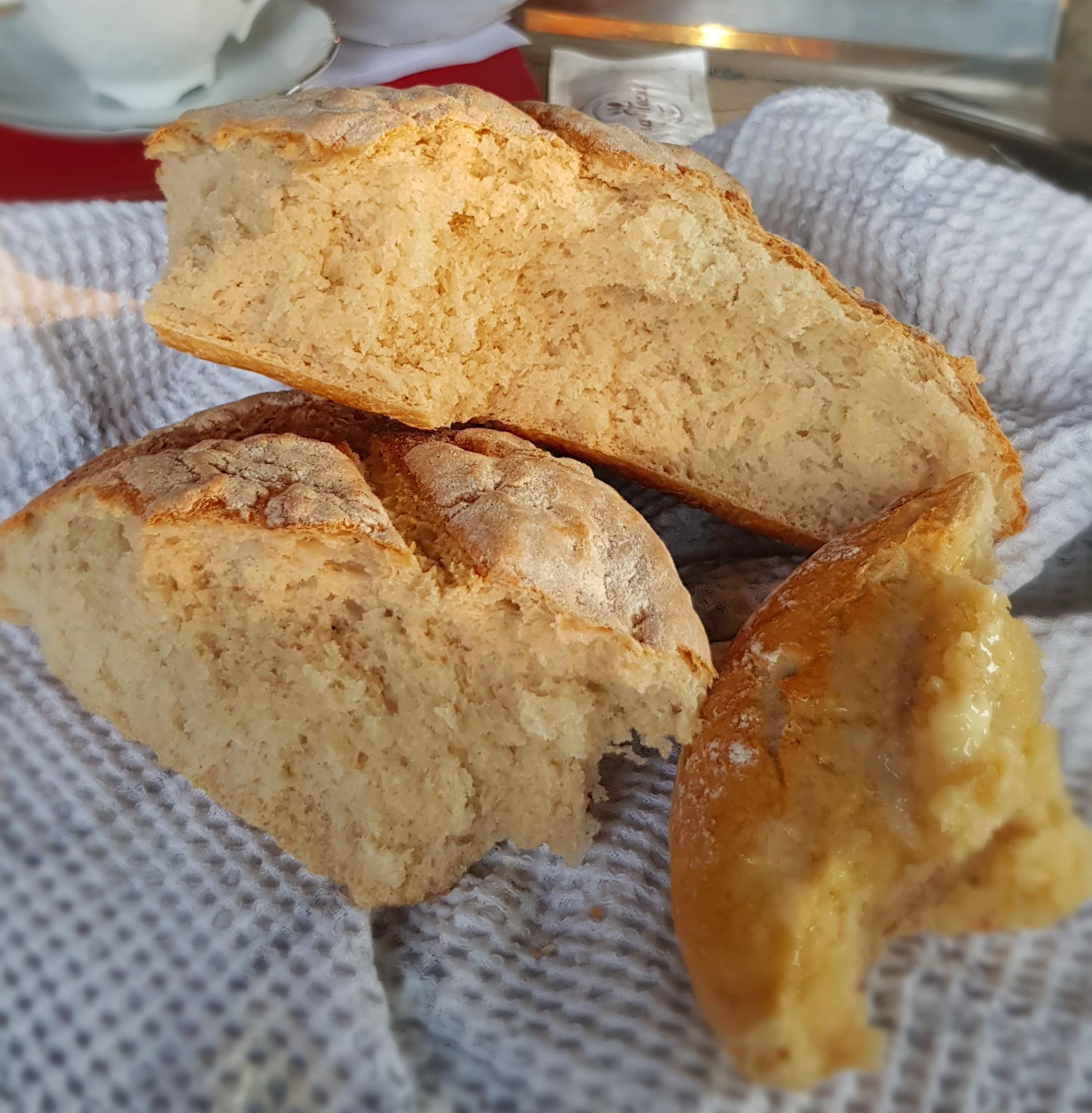 Rustic Rye Bread Recipe #Baking101