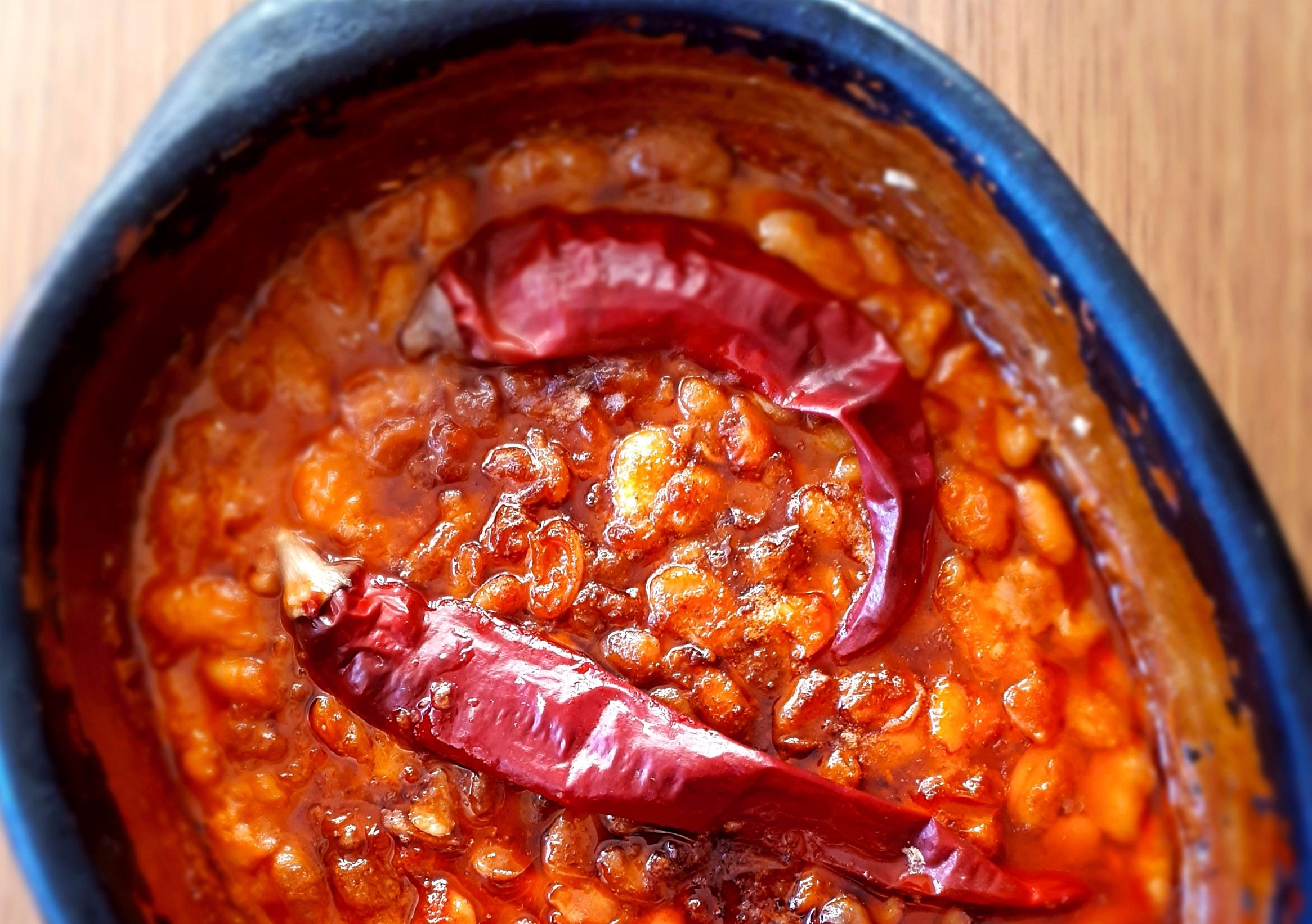 Macedonian Refried Beans or Creole Cassoulet? You decide.
